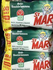 X3 paquets de (150+150+150)lingettes Maxi Forma désinfect.ST Marc Lot De 3