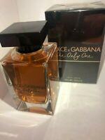 Dolce & Gabbana The Only One 3.3 Fl. oz Eau De Parfum  in open box 100 ml