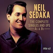 Complete Us Singles & Eps As & Bs 1956-62 - Neil Sedaka (2014, CD NEUF)