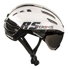 Casco Speedairo RS weiß, schwarz mit Vautron Visier Gr.M 54-59