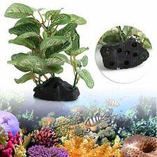 Fish Tank Landscape Decor Tree Wood Ornament Artificial Plant Water Grass