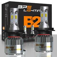 BPS Lighting B2 Series H4/9003 LED Headlight Bulbs Conversion Kit 12000LM 100W