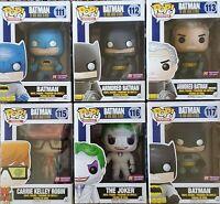 Batman dark knight returns funko pop lot of 6