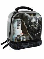 Lunch Box - Black Panther - Black