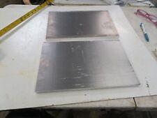 2 ALUMINUM FLAT BAR  6061 Solid Plate Mill flat  Stock .50