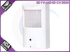 2.4MP 4-in-1 HD Motion Detector Hidden Securit Camera 4-in-1 AHD TVI HD-CVI 960H