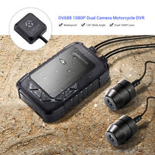 New listing Blueskysea Dv688 Motorcycle Hd 1080P Dash Cam Aciton Sport G-Sensor Dvr With Gps