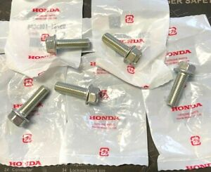 OEM K Series Exhaust Manifold / Header Bolt Kit For Honda Acura K20 K24 RSX