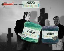 "Caron ""Anniversary Cakes"" 35.3 Oz Skein of Yarn. Choose Monstera or Nebulas, New"