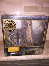 Sam Timm Limited Editions 1000 PC Pheasant Jigsaw Puzzle Autumn Afternoon