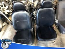 Ford BA BF Leather seats pair XT XR6