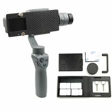 Gimbal Mount Adapter Clip Supporto Per Gopro Hero 6 5 4 3 DJI Osmo Mobile 2/1