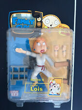 Family Guy Lethal Lois Action Figure Red Belt Variant MIB RARE Mezco Toyz