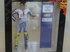 MINICHAMPS - Figurine Valentino Rossi Moto GP 2010 Sepang 46 Victoires 1/12