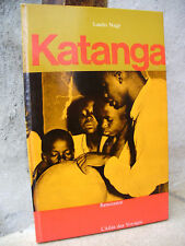 Atlas des voyages: Katanga, 1965 Nagy