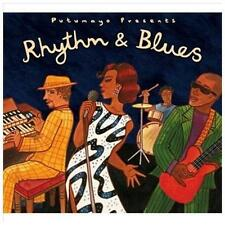 Putumayo Presents: Rhythm & Blues [Digipak] by Various Artists (CD, Mar-2013)