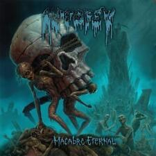 Autopsy - Macabre Eternal CD 2011 death metal slipcase Peaceville