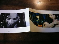 LENNY KRAVITZ - Plan média / Press kit !!! IF YOU CAN'T SAY NO !!! 15X21 !!!