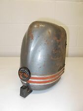Vintage Stewart Warner Southwind Gas Car Heater Hot/Rat Rod Furnace Blower Fan
