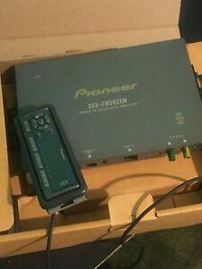 pioneer xm radio / satellite