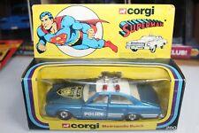 Corgi 1978 Series SUPERMAN METROPOLIS BUICK REGAL #260
