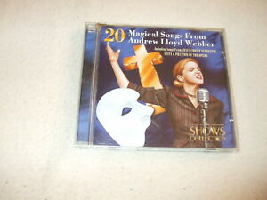 CD - 20 Magical Songs from Andrew Lloyd Webber - Various - CD Album