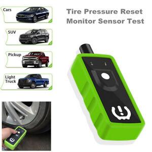 2 in 1 Auto Car Tire Pressure Reset Monitor Sensor Test Scanner Repair Tool TPMS