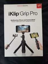 Iklip Grip Pro Multimedia Tripod Selfie Stick Phone Stand Iphone Android