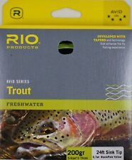 Rio Avid Sink Tip Fly Line 200 Grain 24 FT FREE SHIPPING