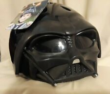 Darth Vader Kids Bicycle Helmet Star Wars Disney Bell Accessories New With Tags