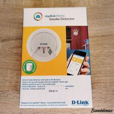 mydlink Wifi Smart  Home Smoke Detector Photoelectric Smoke Sensor