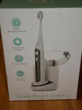 Smile Bright Store Platinum Sonic Toothbrush UV Sanitizing Charging Base