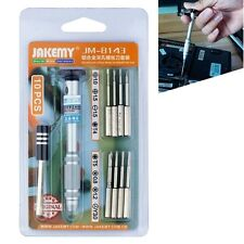 KIT SET ATTREZZI GIRAVITI MULTIFUNZIONE TORX T2 T3 T4 T5 Y APPLE IPHONE 4 5 6 5S