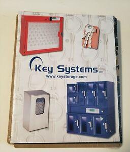 Key Storage System Hook Loop Landlord Custodian Organization Easy Use VTG NWT