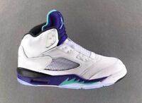 Nike Air Jordan 5 V Retro NRG Fresh Prince 8-14 White Grape Aqua AV3919-135 OG