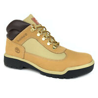 Timberland Men's Macaroni & Cheese Wheat Leather Hiker Field Boots 6532A