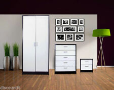 Contemporary Bedroom Furniture Sets with Chest of Drawers 3