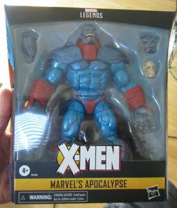 "Marvel Legends 6"" Apocalypse BAF - Age of New Sealed AoA X-Men Villain Mutant"