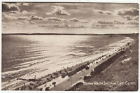 BOURNEMOUTH - Bay From East Cliffs - J E Beale - c1920s era postcard