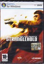 PC Gioco «STRANGLEHOLD» di John Woo nuovo Italiano
