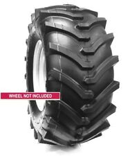 New Tire 18 8.50 8 OTR Lawn Trac Lug TR378 R1 18x8.50-8 18x8.50x8 4 ply Sil