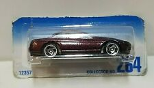 1991 Hot Wheels Lexus SC400 Dark Red 264 SB PLEASE READ