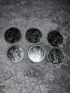 6-Car Wash Tokens See Pictures