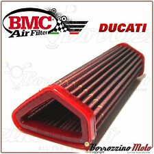 FILTRO DE AIRE DEPORTIVO LAVABLE BMC FM482/08 DUCATI 1198 R CORSE 2011
