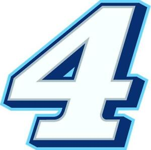 New for 2020 #4 Kevin Harvick Racing Sticker Decal SM-XL various colors