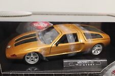 Mercedes C 111 1969 gold orange 1:18 NEU LIMITED EDITION factory new Guiloy