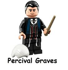 LEGO Harry Potter Fantastic Beasts Minifig Series 71022 Percival Graves #22 NEW