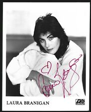 Laura Branigan autograph signed 8 x 10 inch photo
