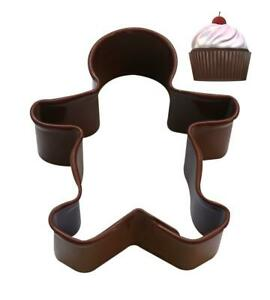 Mini Gingerbread Poly-Resin Cookie Cutter