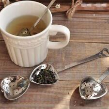 Infusores y filtros de té color principal plata